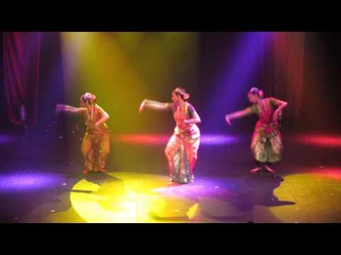 Vasanta Jathiswaram :: Baratha Natyam video