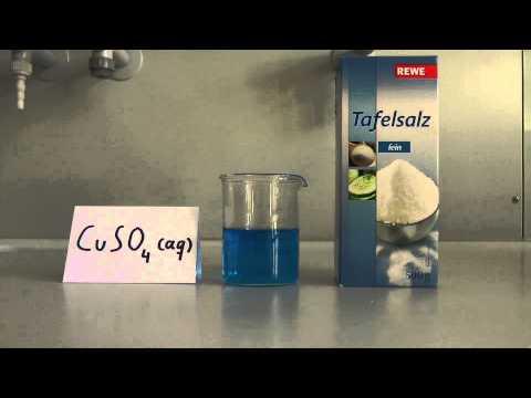 24 Tage - 24 Experimente: 15. Dezember - das eigentümliche Verhalten von Aluminium