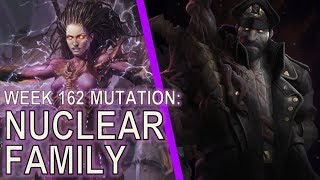 Starcraft II: Nuclear Family [Everything but the Hybrid Nukes]