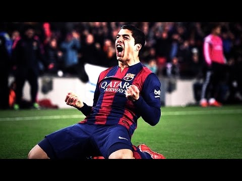 Luis Suarez ► Glorious 2015 HD
