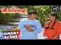 Dr.Rajkumar and Madhavi Comedy Scenes | Shruthi Seridaga Kannada Movie
