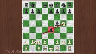 Pembukaan & Jebakan Catur - Tennison Gambit