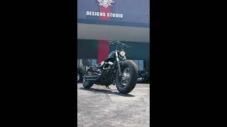 TRIJYA custom XL bobber