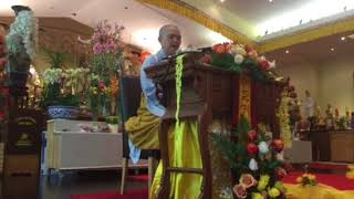 Su Co Huong Nhu tai chua Phat Hue 13.08.2017 Giảng ve Nhân Qua