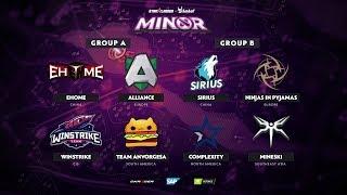 [Dota 2 Live] The Alliance vs Ninjas in Pyjamas [RU] StarLadder ImbaTV Minor | Bo5 | 🔴 СТАВКА ✅