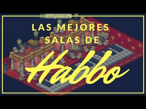Las mejores salas de HABBO.ES 2010-2012