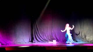 Juliet Setiawan(Indonesia) @ The Fabulous Galashow Yalla 2015