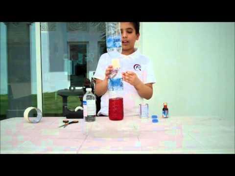 Qatar Academy Teaching Learning Tornado Experiment