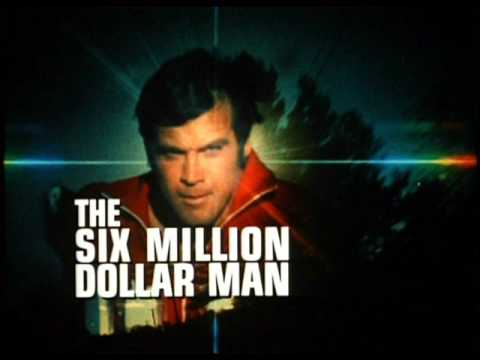 six Million Dollar Man Theme- My Version.- video