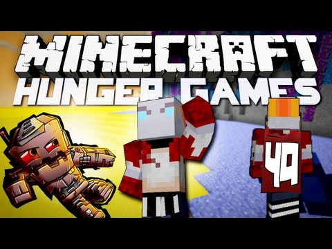 Minecraft Hunger Games - Episode #49 w/Graser10 - Kill Steal!