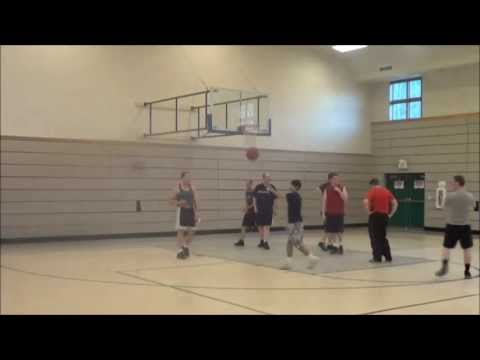 Central Vermont Academy Pick Up Basketball Game from Sunday April 21, 2013