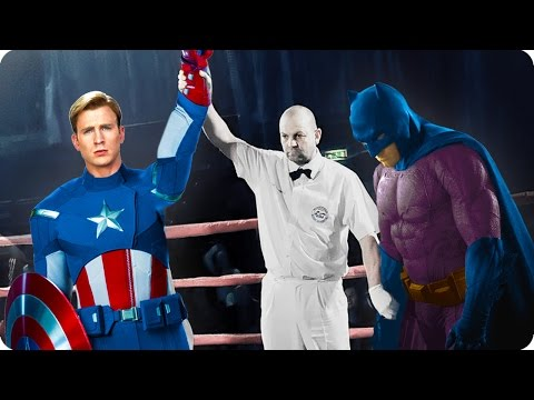 Captain America VS Batman & Superman: WHO WON? | PMI 135