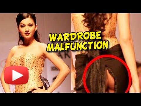 Katrina Kaif, Guahar Khan, Mallika Sherawat | Actresses And Their Wardrobe Malfunctions