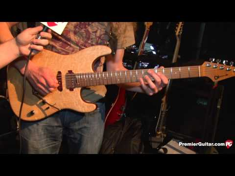 Rig Rundown - Steven Wilson & Guthrie Govan video