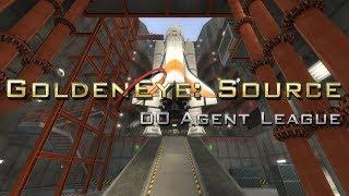 GoldenEye: Source (5.0) - Aztec - 00 Agent League Match #10