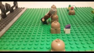 Lego Plants vs Zombies brickfilm