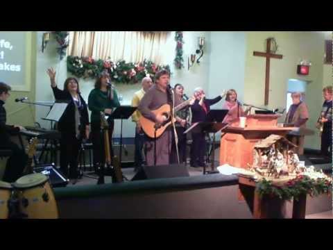 Dec. 16th AM service Christ Sanctuary video #1