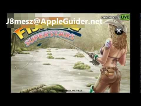 Fishing Superstars 1.1.7 hack golds and stars by J8mesz