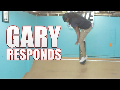 Gary Responds To Your SKATELINE Comments - Evan Smith On Anti Hero,  Sean Malto Mogley, Jamie Foy NB