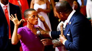HOMOSEXUAL PROSTITUTE boy who sleeps with countless Men a Day delivered - Prophecy with Alph Lukau