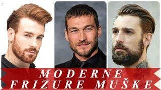 Moderne muške frizure 2018