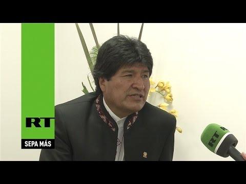 Versión completa de la entrevista exclusiva de Evo Morales a RT desde la Cumbre de la CELAC