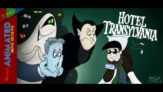 Hotel Transylvania - Hewy's Animated Movie Reviews #55 Hotel Transylvania