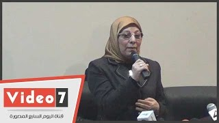 وزيرة القوى العاملة فى عيد الأم: أمى عمرها مسمعتنى أنا و أخواتى الـ6