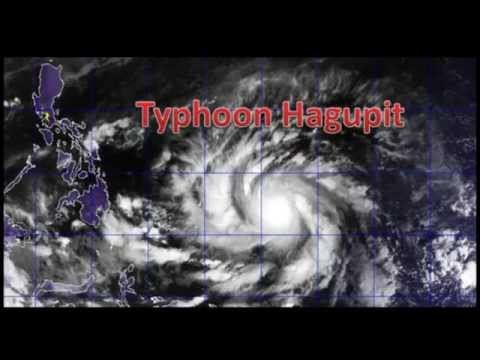 Super Typhoon Hagupit / Ruby Threatens the Philippines / Thursday PM Update