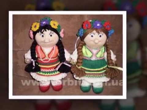 Раиса Парамонова из Новогродовки умеет вязать игрушки