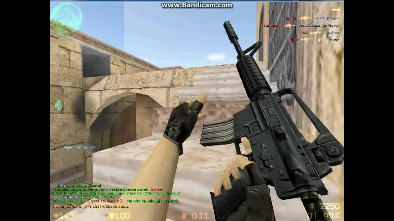 Мониторинг cs серверов выбор версии игры counterstrike