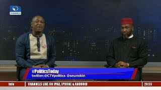 APC/PDP Verbal War: PDP Alleges Political Harassment By FG Pt.2 |Politics Today|