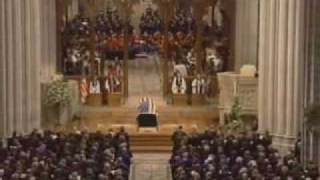 Gerald Ford Funeral Service At National Cathedral - Part 1