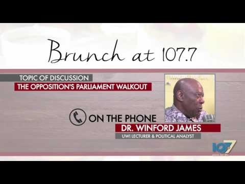 """""""The Opposition's Parliament Walkout"""" Pt.1"""