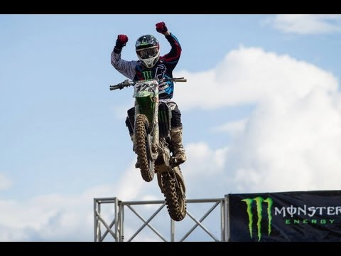 2013 Monster Energy Motocross Nationals - Kamloops