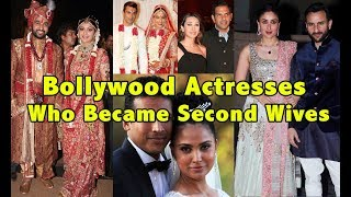 Hot Bollywood Actresses Who Became Second Wives - Shilpa Shetty, Kareena Kapoor, Vidta Balan