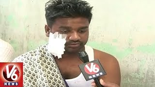 Erragadda Couple Attack: Face To Face With Attack Victim Sandeep