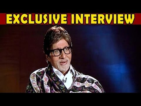 Bhoothnath Returns | Amitabh Bachchan EXCLUSIVE INTERVIEW