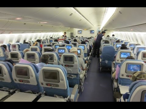 Philippine Airlines Boeing 777 - Manila to Vancouver Flight Vlog (Part 2/3) - Pinoy Travel