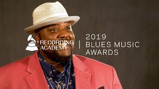 Sugaray Rayford Talks Touring And Keeping Busy At The 2019 Blues Music Awards