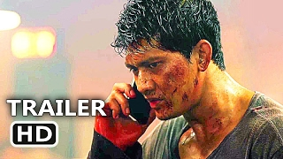 HEADSHOT Official Trailer (2017) The Raid-Like, Action Combat Movie HD