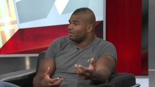 Off the Record: Alistair Overeem