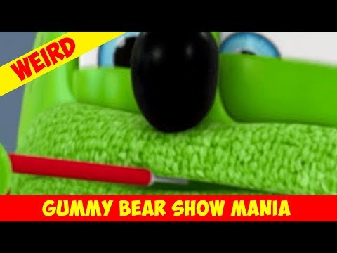 """""""Sick Day"""" with UNCOMFORTABLE ZOOM - Gummy Bear Show MANIA"""