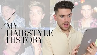 My Hairstyle History | Best and Worst Haircuts!