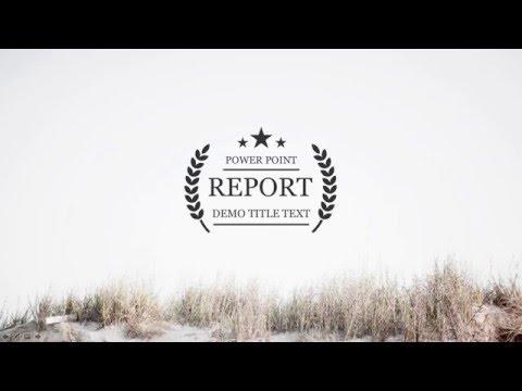 DEMO Report PowerPoint