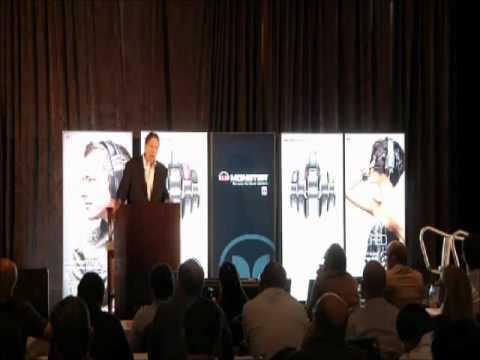 Peter Weedfald's Monster Keynote in San Francisco