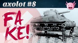 Axolot #8 : Fake !