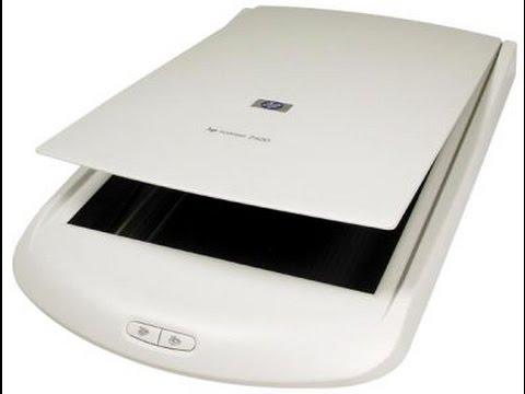 Скачать драйвера Сканеры HP Scanjet G2410