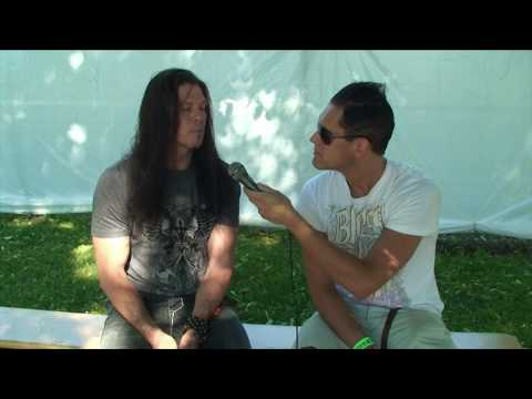 Megadeth Interview With Chris Broderick at Tuska Open Air 2010.mpg
