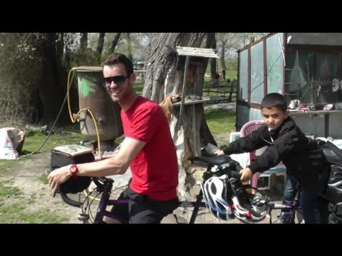 Travel Series: Alleykat Adventures Azerbaijan by Bicycle (EP.2)